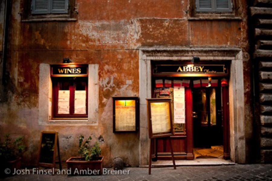 The Abbey Theatre - Where Rome