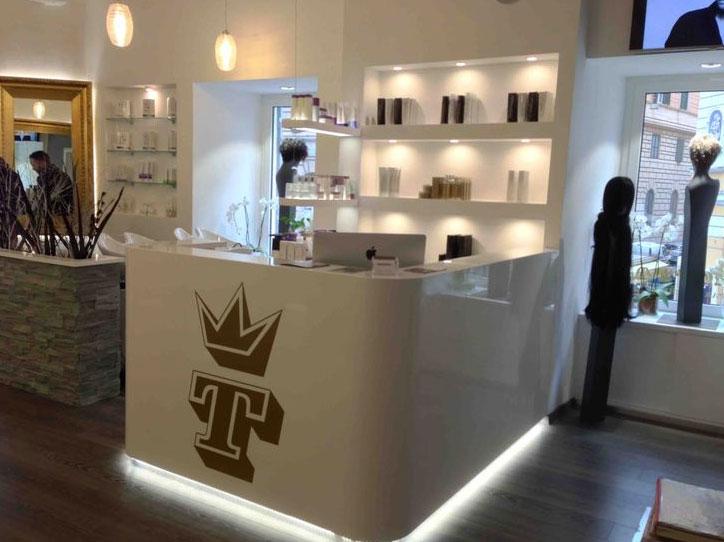 Trotta Hair Salon Where Rome